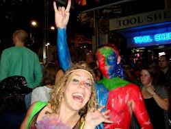 Mardi Gras, Sydney, Australia.