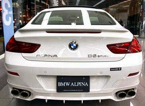 2015 Bmw Alpina B6 Specs Review Car Drive And Feature