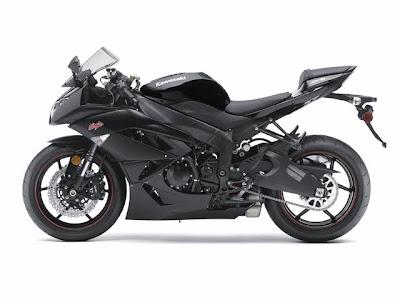 2011 Kawasaki Ninja ZX-6R Images