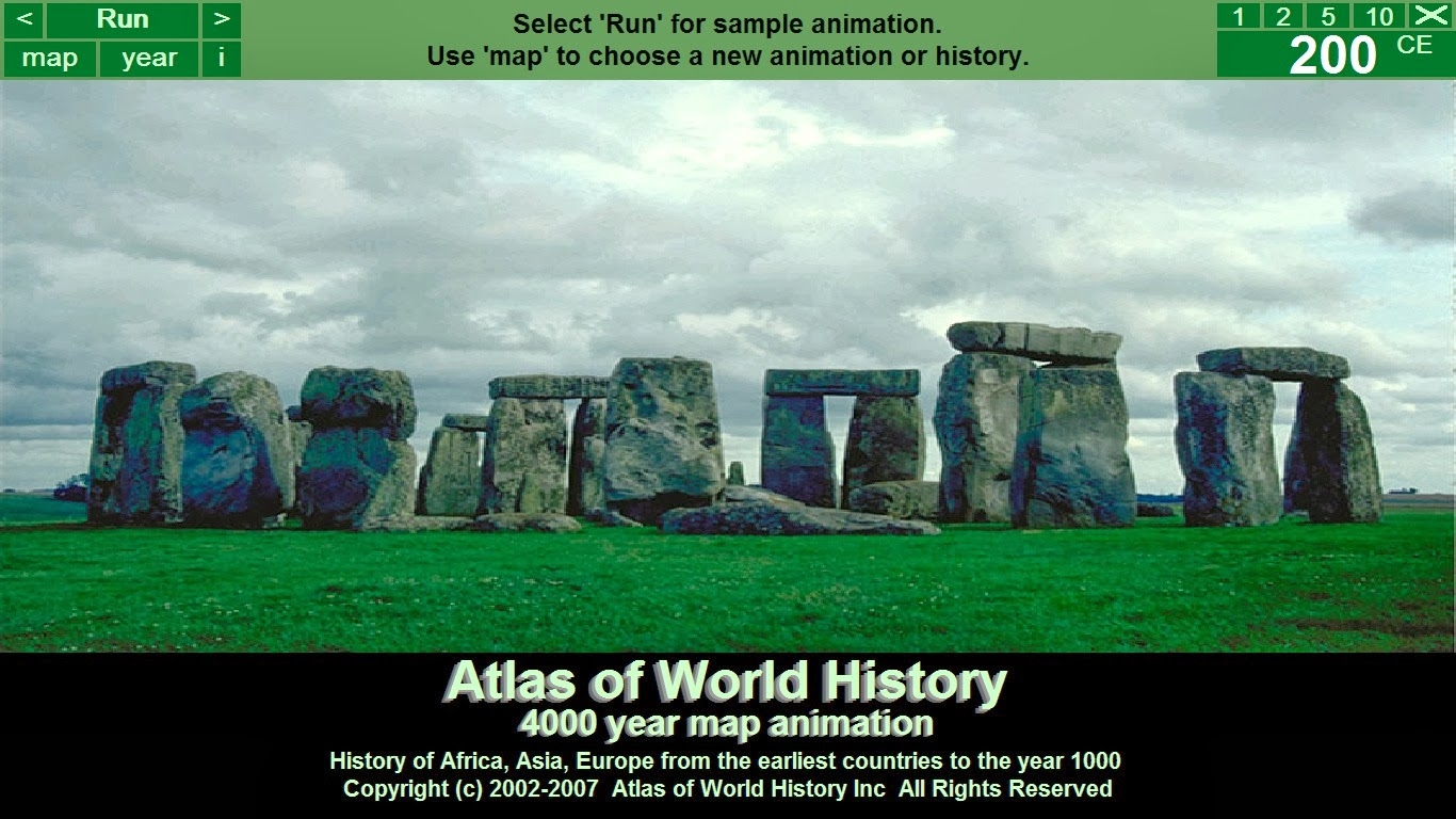 Atlas of world history map animation gumiabroncs Images