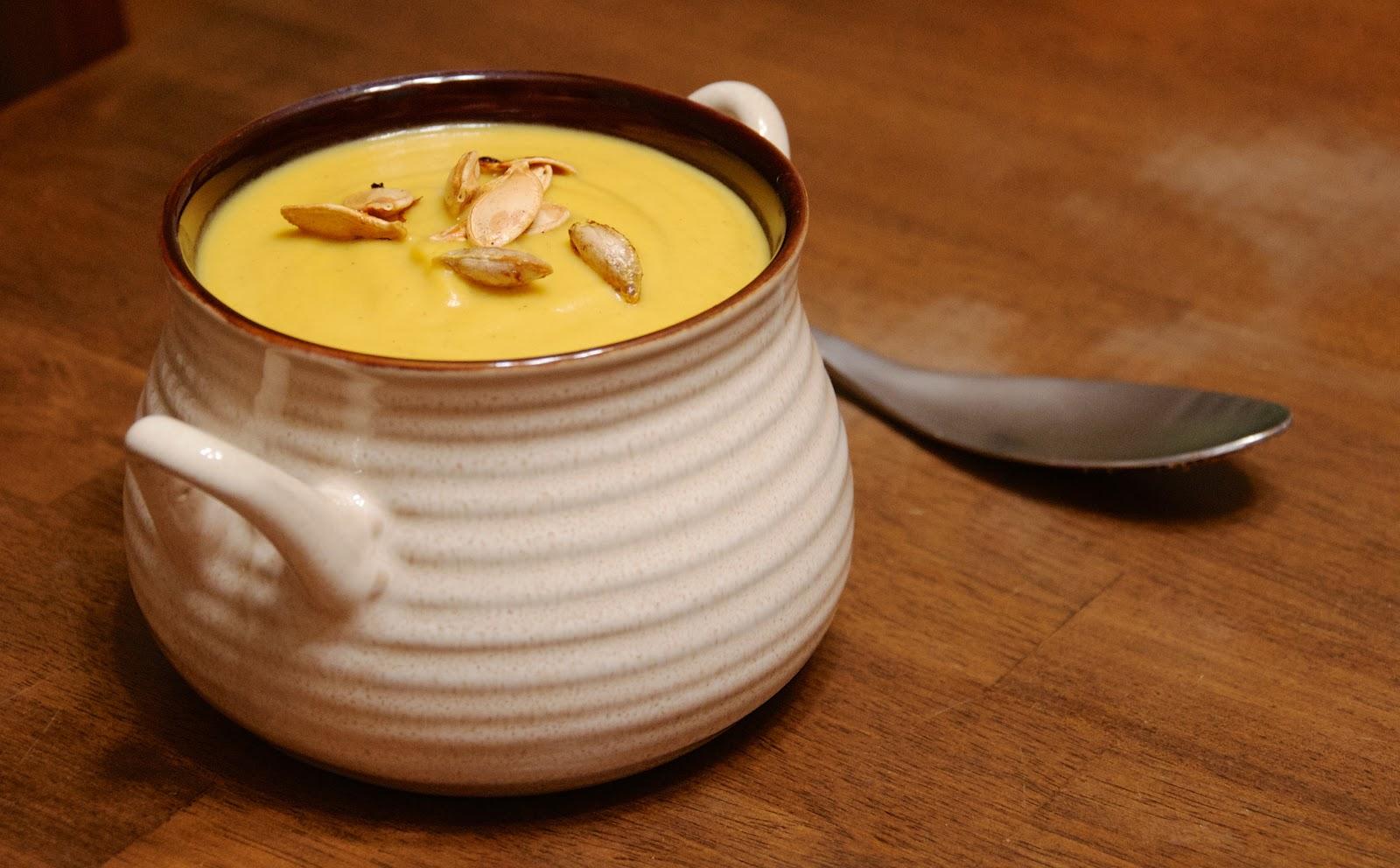 Spicy Pumpkin Soup Recipes — Dishmaps