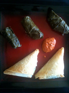 Kras Pastry (Spanakopita)