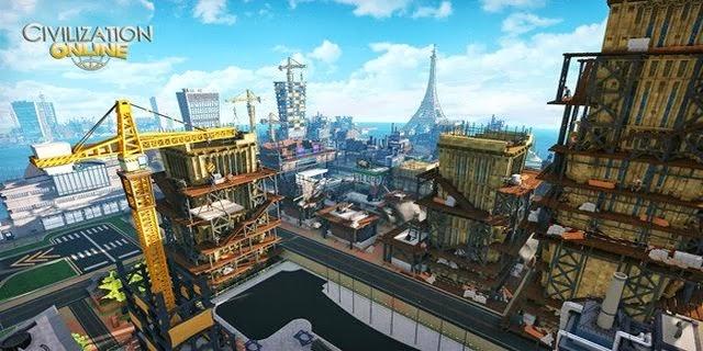 Civilization Online MMORPG
