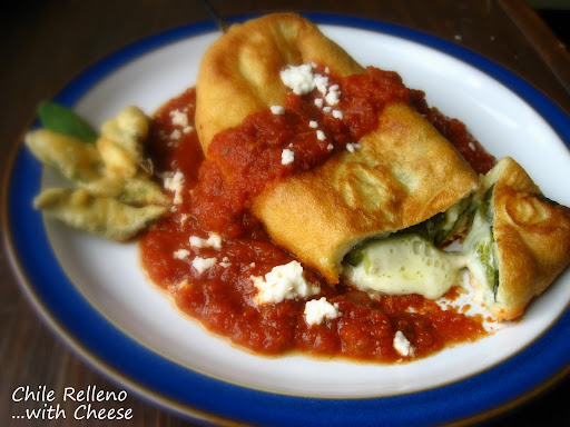 ... chile rellenos, I thought to share a few tips I've learned below