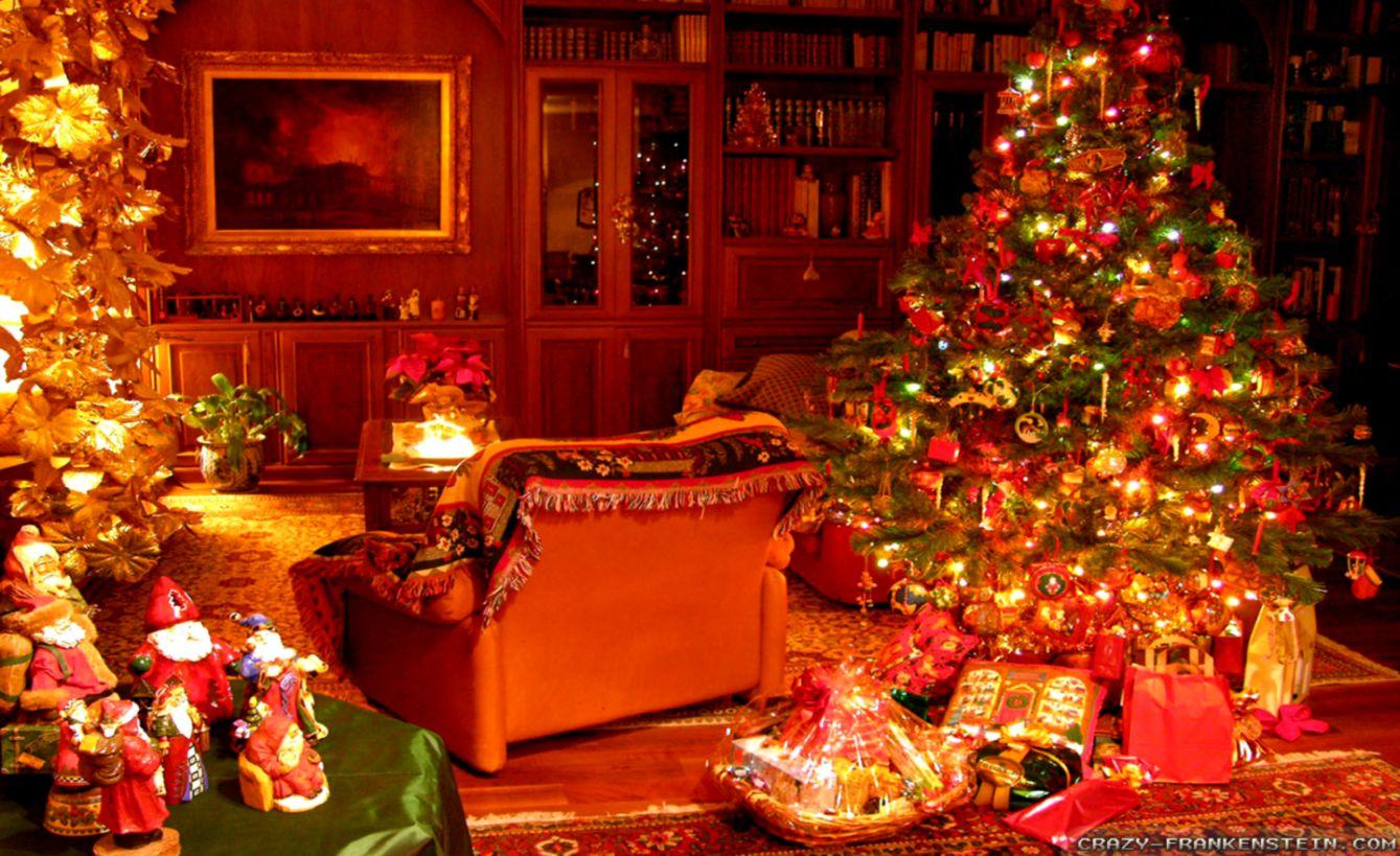 widescreen christmas wallpaper | best wallpapers hd gallery