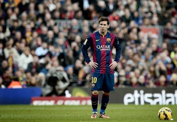 Leonel Messi Kembali Garang