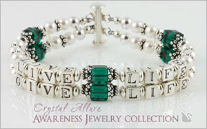 Awareness Jewelry | Custom Awareness Jewelry