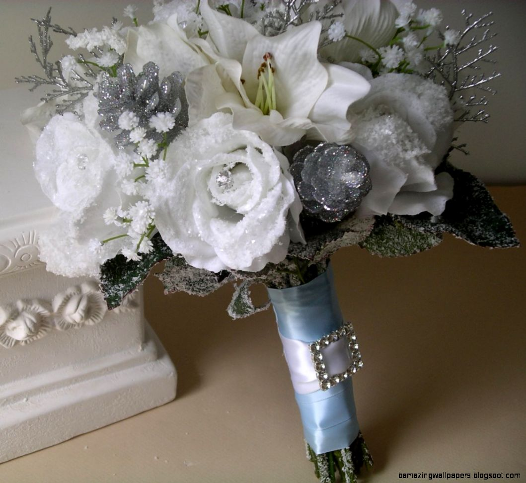Winter wedding bouquets Bouquets and Wedding bouquets on Pinterest