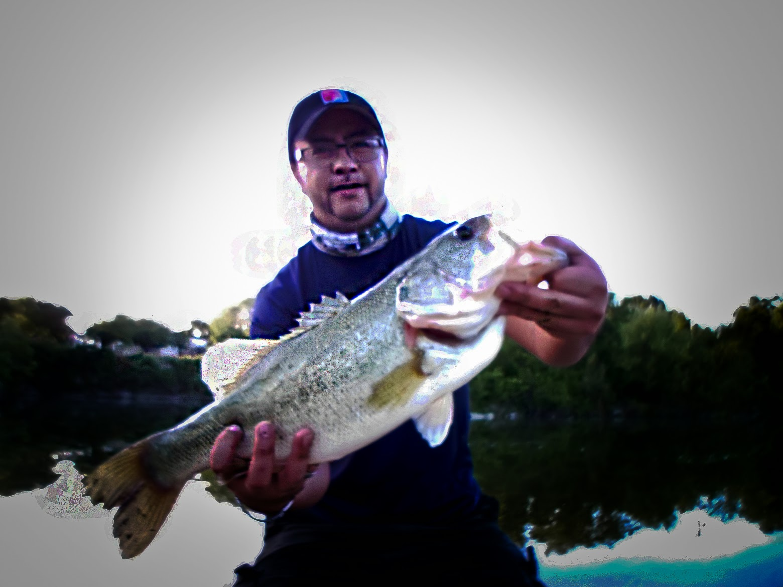 Bass fishing round rock west park austin texas bass fishing for Austin bass fishing