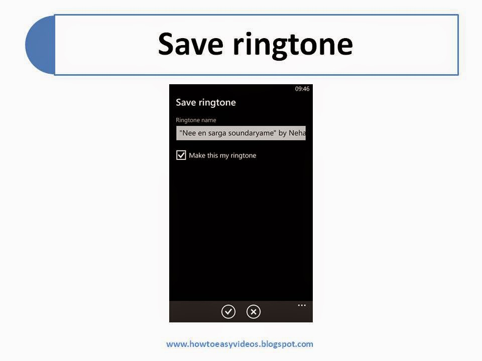 how to set ringtone in pixel 2