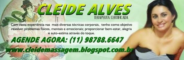 Cleide Alves Massagista
