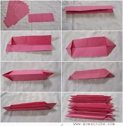lotus flower origami