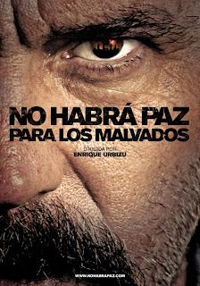Ver online:No habra paz para los malvados (2011)