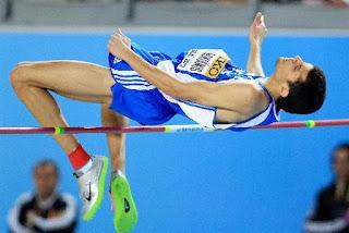 Δημήτρης Χονδροκούκης-πρώτη θέση-χρυσό μετάλλιο-ρεκόρ-