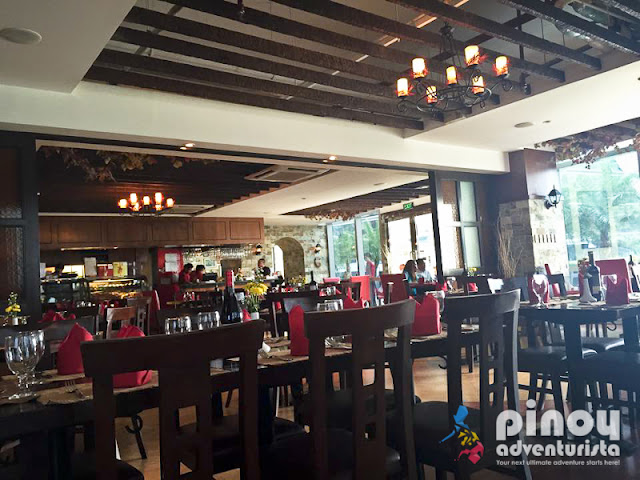 Alba Spanish Restaurant Prism Plaza Mall of Asia