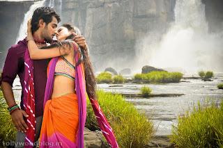 Adi Shanvi SPicy MOvie romantic Stills from movie Lovely