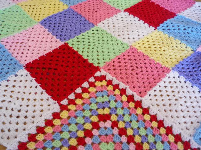 Giant Granny, Cath Kidston colours