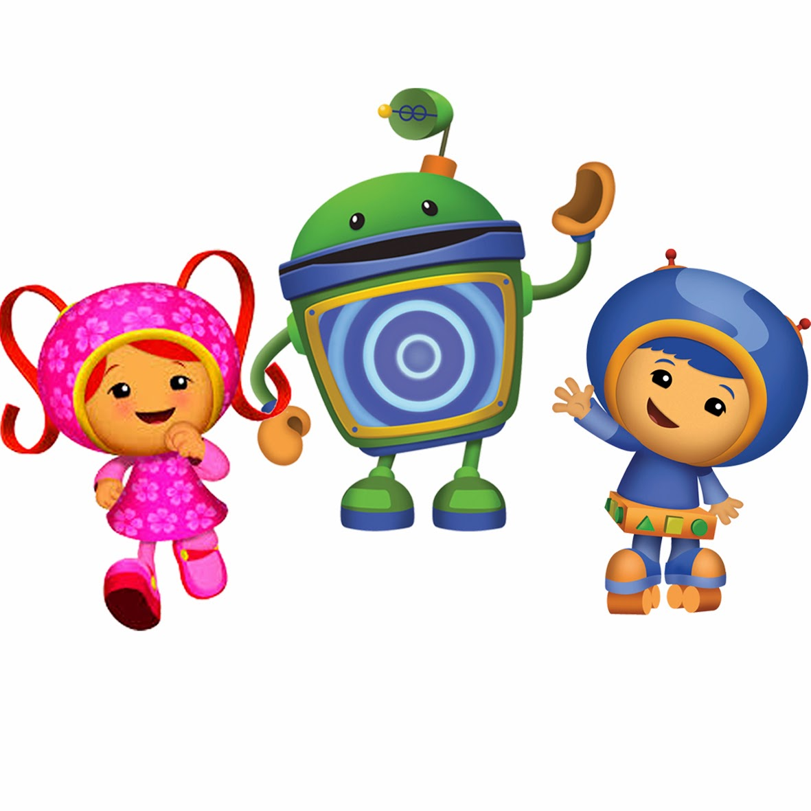 Umizoomi: Free Party Printables, Images and Invitations.   Is it for ...