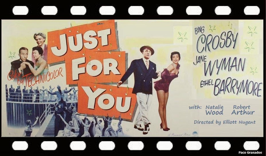JUST FOR YOU (1952) WEB SITE