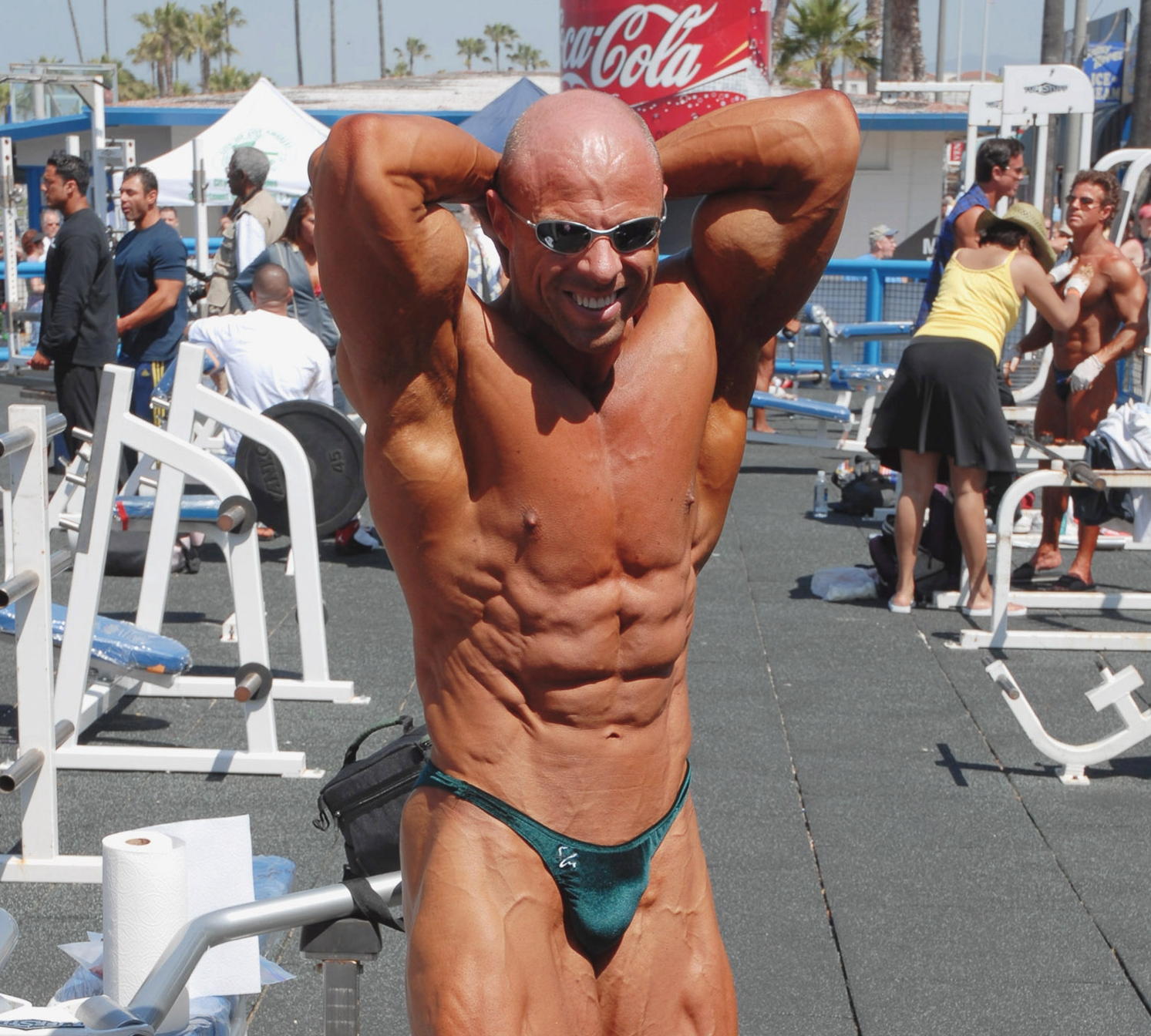 Photos Set 12 of Hot Muscle