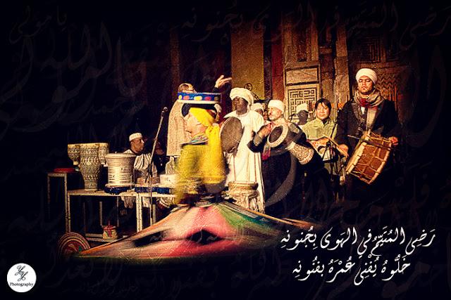 المتيم - إبن عربي - تنورة مصري - انشاد صوفي - قبة الغوري - Y&Y Photography