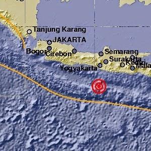 Yogyakarta Kembali Diguncang Gempa 5,6 SR