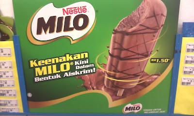 Ais Krim Miko Promosi RM1