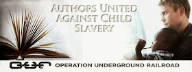 Donate to save a child slave - receive a book in exchange :)