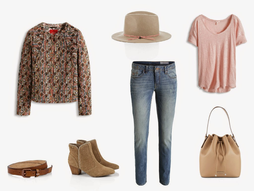Basic Spring Outfits