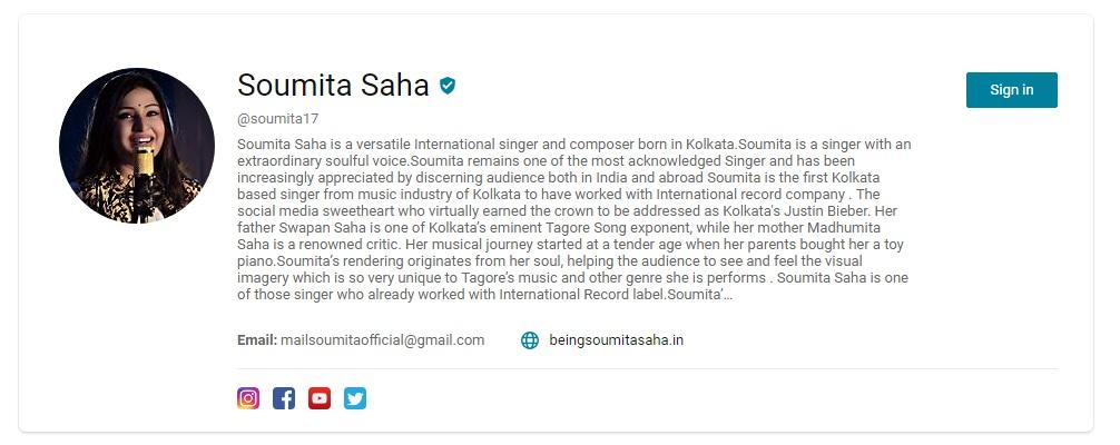 Verified Bing Page