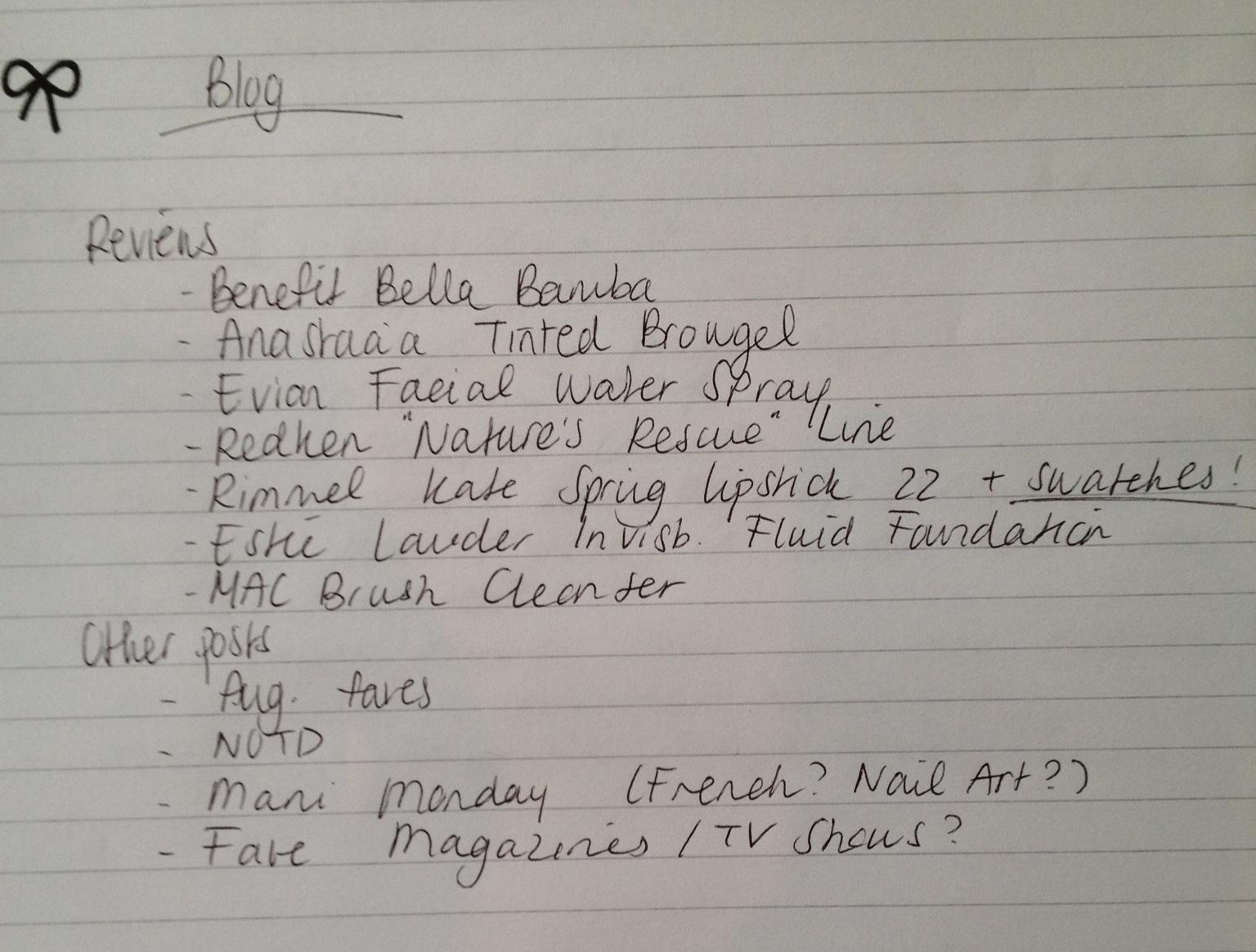Girly Handwriting Prac...