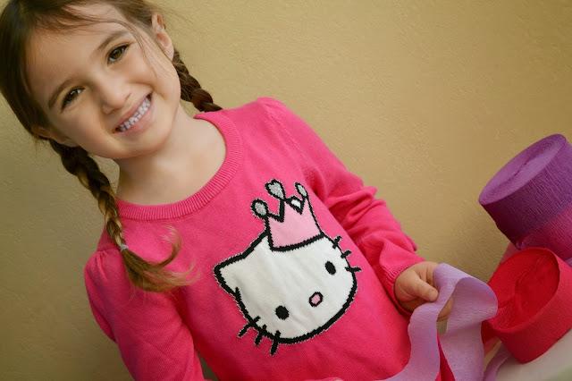 Mommy Testers Hello Kitty Let's Play, KuKee, Hello Kitty interactive clothes, #HelloKittyLetsPlay