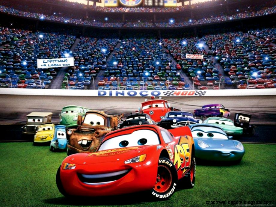 Cars Movie Wallpapers Zoom Wallpapers
