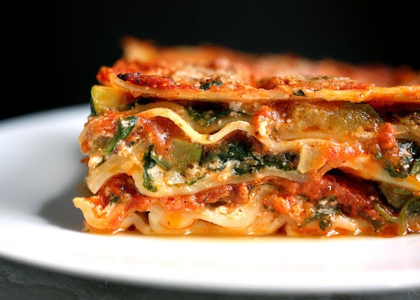 Delicious Dinner, Delicilous Spinach Lasagna Recipe, food,