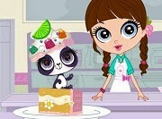 Littlest Pet Shop Mascotas y Dulces