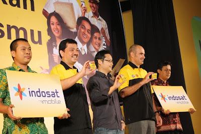 launcing paket indosat mobile