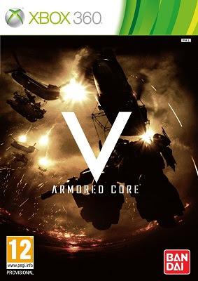 Armored Core 5 XBOX360