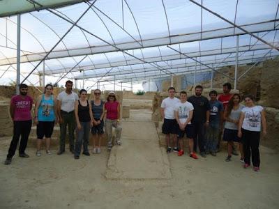 Άρχισαν οι ανασκαφές στην Αρχαία Θουρία