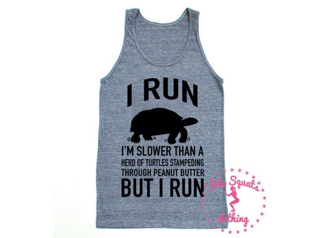 I run shirt