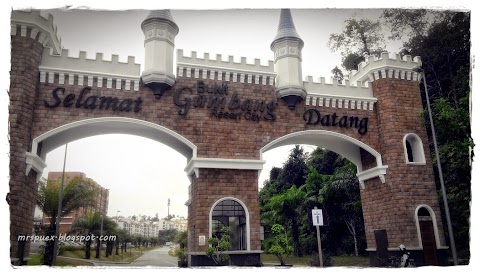 Shorttrip to Bukit Gambang Resort City