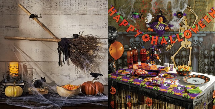 Cosasmonas decoraci n para halloween - Decoracion casa halloween ...