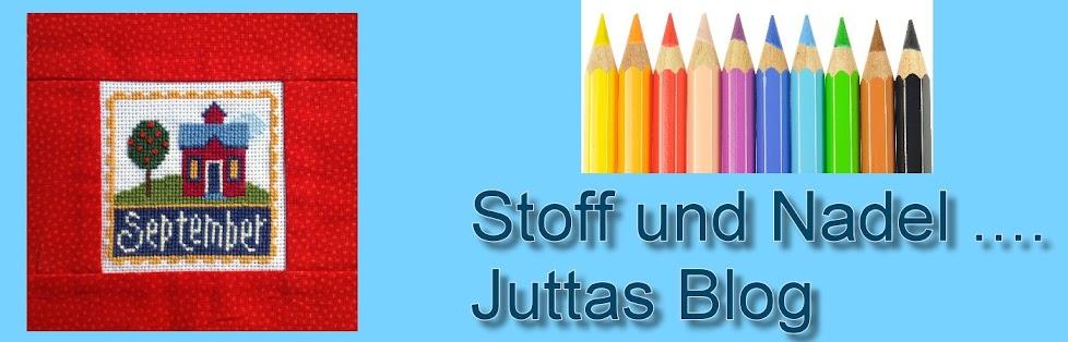 Stoff und Nadel .... Juttas Blog