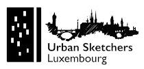 correspondant UrbanSketchers Luxembourg