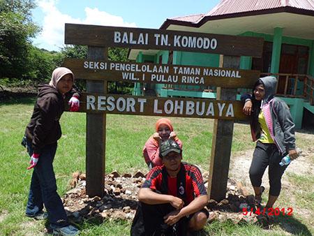 Taman Nasional Pulau Komodo