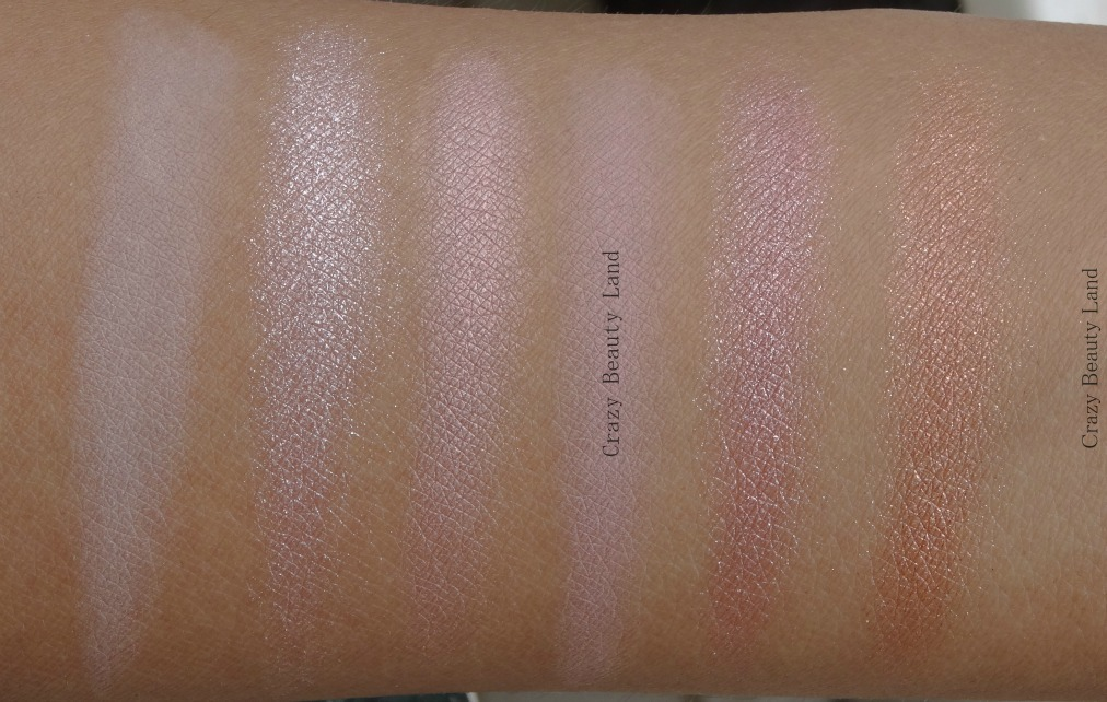 Makeup Revolution London Iconic-3 Redemption Palette Review Price Ingredients India