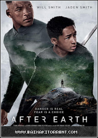 Capa Baixar Filme Depois da Terra Dublado   (After Earth)   Torrent Baixaki Download