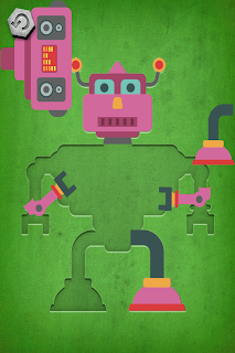Robot Workshop iPhone / iPad App Review