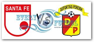 Ver Santa Fe Vs Pereira Online En Vivo – FPC Liga Postobon