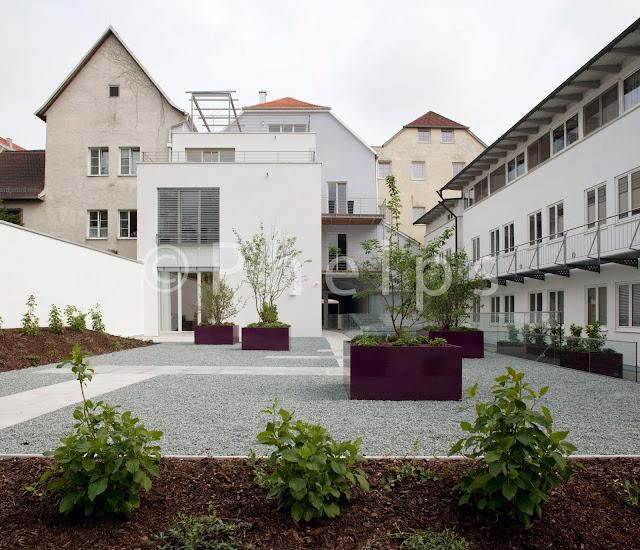 Stadtplatz Wels - Arch. Gerhardt Zwettler - Foto Andrew Phelps
