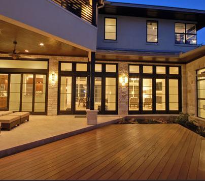 Fotos de terrazas terrazas y jardines terrazas con for Fotos de techos de casas
